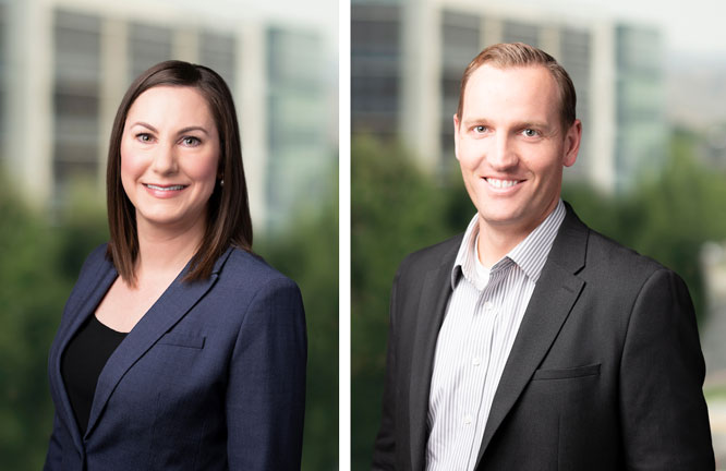 Elam & Burke Is Pleased To Announce That Joyce A. Hemmer & Thomas J. Lloyd III Have Become Shareholders